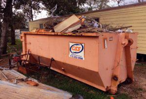 Roll Off Dumpster Rentals Houston Katy Brookshire