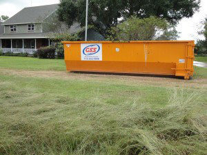 Dumpster Rental in Hempstead TX